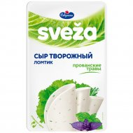 Сыр творожный «Савушкин» с прованскими травами, 60%, 150г.