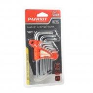 Набор ключей «Patriot» SKТ-9, Torx, T10-T50, 9 шт.