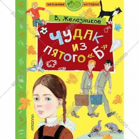 Книга «Школьные истории. Чудак из пятого «Б».