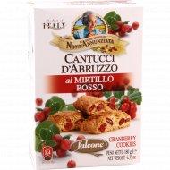 Печенье «Cantucci» с клюквой 200 г.