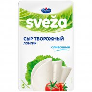 Сыр творожный «Савушкин» сливочный, 60%, 150г.