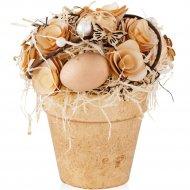 Букет декоративный «Home&You» Eggler, 56507-ZLO-H0020-WN