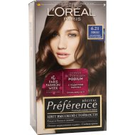 Краска для волос «L'Oreal Paris» Recital Preference, Риволи 6.21.