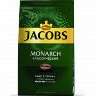 Кофе жареный в зернах «Jacobs Monarch» классический, 800 г.