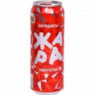 Напиток энергетический «Жара» 0.449 л.