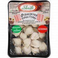 Пельмени «Славянские» из свинины, замороженные, 500 г.