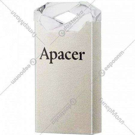 USB-накопитель «Apacer» AH111CR-1 Crystal, 16GB.
