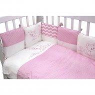 Комплект «Топотушки» Гав-Гав, 6 предметов, розовый.