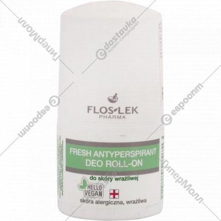 Антиперспирант «Floslek» для чувствительной кожи, 50 мл