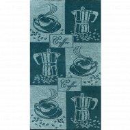 Полотенце махровое «Кофе» 9С56, 35х75 см.