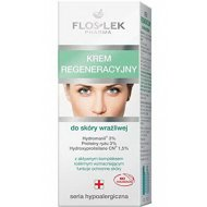 Крем для чувствительной кожи «Floslek» восстанавливающий, 50 мл
