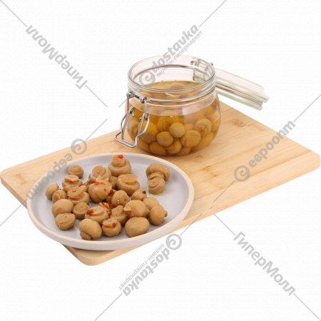 Шампиньоны «Bon Appetit» с горчицей и паприкой, 470 г.