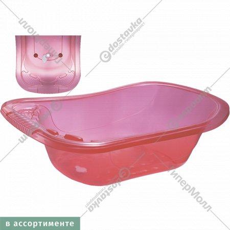 Ванна «Эльфпласт» со сливным клапаном, 50 л