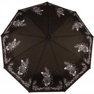 Зонт женский «Gimpel» 180205, коричневый