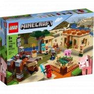 Конструктор «LEGO» Minecraft, Патруль разбойников