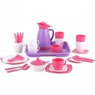 Набор детской посуды «Алиса» Pretti Pink.