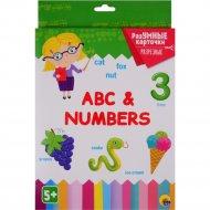 Книга «Аbc&numbers».
