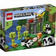Конструктор «LEGO» Minecraft, Питомник панд