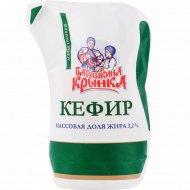 Кефир «Бабушкина крынка» 3.2%, 900 г