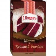 Мучная смесь «Торт красный бархат» 400 г.