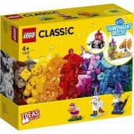 Конструктор «LEGO» Classic, Прозрачные кубики