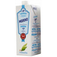 Молоко «Milkavita» premium 3.2 %, 1 л