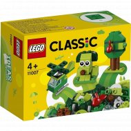 Конструктор «LEGO» Classic, Зелёный набор для конструирования