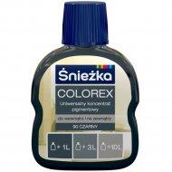 Колеровочный пигмент «Sniezka» Colorex 90, черный, 100 мл