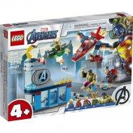Конструктор «LEGO» Super Heroes Avergers, Мстители: гнев Локи