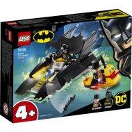 Конструктор «LEGO» Super Heroes, Погоня за Пингвином на Бэткатере