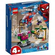 Конструктор «LEGO» Super Heroes, Ограбление Стервятника