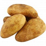 Картофель ранний, 1 кг, фасовка 1.8-2.6 кг