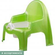 Горшок-стульчик «Эльфпласт» 023