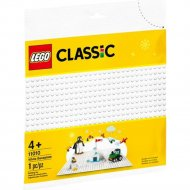Конструктор «LEGO» Classic, Белая базовая пластина