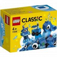 Конструктор «LEGO» Classic, Синий набор для конструирования