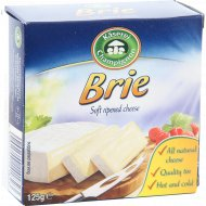Сыр мягкий «Brie» 50%, 125 г.