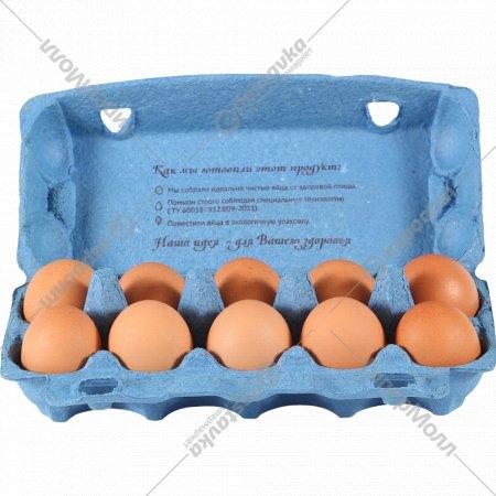 Яйцо куриное мытое
