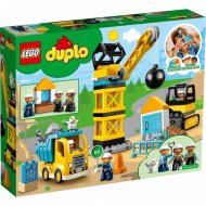 Конструктор «LEGO» Duplo Town, Шаровой таран