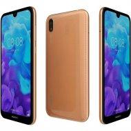 Смартфон «Huawei» У5/AMN-LX9,янтарно-коричневый.