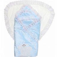 Конверт-одеяло «Топотушки» Умка, голубой.