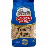 Макаронные изделия «Grand di pasta» тубетти ригати, 500 г.