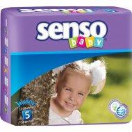 Подгузники для детей «Senso baby» junior, 11-25 кг, 32 шт.