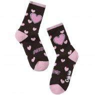 Носки детские «Ck Sof-Tiki» шоколадные, размер 18.