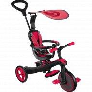Трехколесный велосипед «Globber» Explorer, красный, 632-102