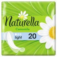 Прокладки женские «Naturella» Camomile light 20 шт.