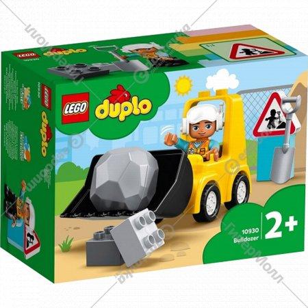 Конструктор «LEGO» Duplo Town, Бульдозер