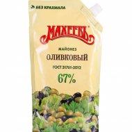 Майонез «Махеевъ» Оливковый 67 %, 380 г.