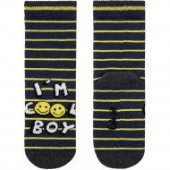 Носки детские «Ck Sof-Tiki» темно-синие, размер 18.