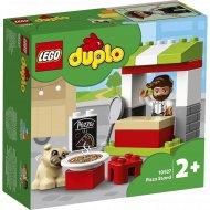 Конструктор «LEGO» Duplo Town, Киоск-пиццерия