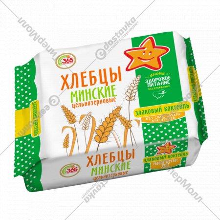 Хлебцы «Минские» злаковый коктейль, 85 г.